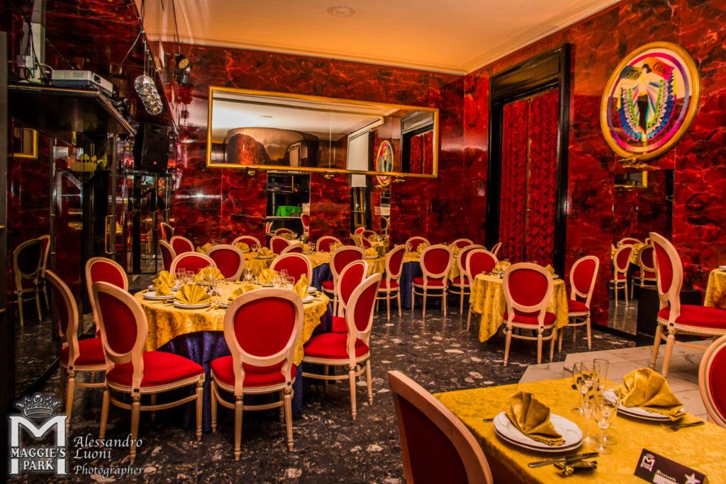 Ristorante maggie 39 s park disco restaurant - Tavoli addobbati per diciottesimi ...